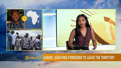 Gabonese opposition Leader Jean Ping barred from leaving Gabon [The Morning Call]