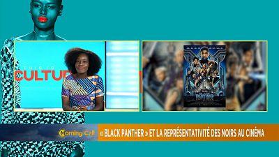 """""""Black Panther"""" et la représentativité des noirs au Cinéma [Culture TMC]"""