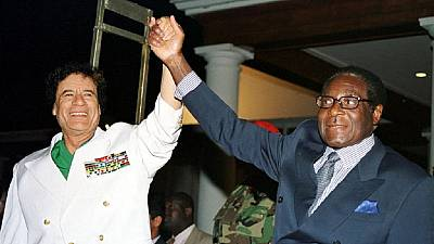 Mugabe could have ended up like Gaddafi - Ex-spokesman
