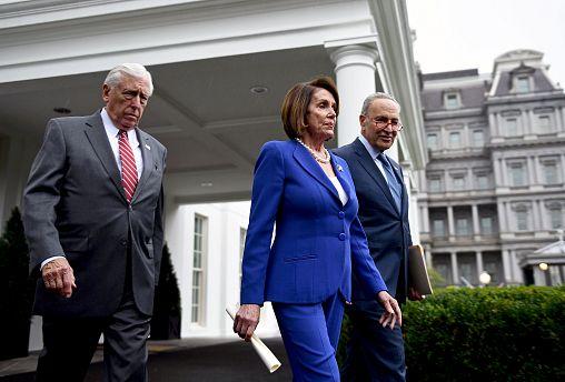 Image: US-POLITICS-CONGRESS-DEMOCRATS