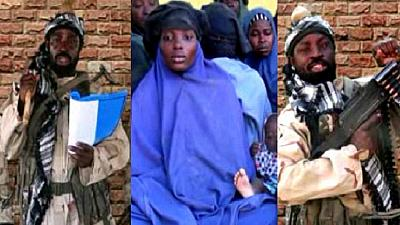New video shows Chibok girls 'happy' to be with Boko Haram