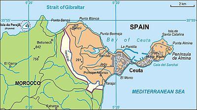 Maroc : une bousculade tue deux femmes à la frontière de Ceuta