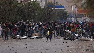Des arrestations et des blessés lors de manifestations anti-austérité — Tunisie