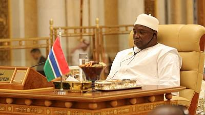 Gambian president bags doctorate but prefers to keep 'mister' title
