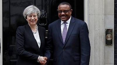 Ethiopia is UK's strategic partner in global peace and security