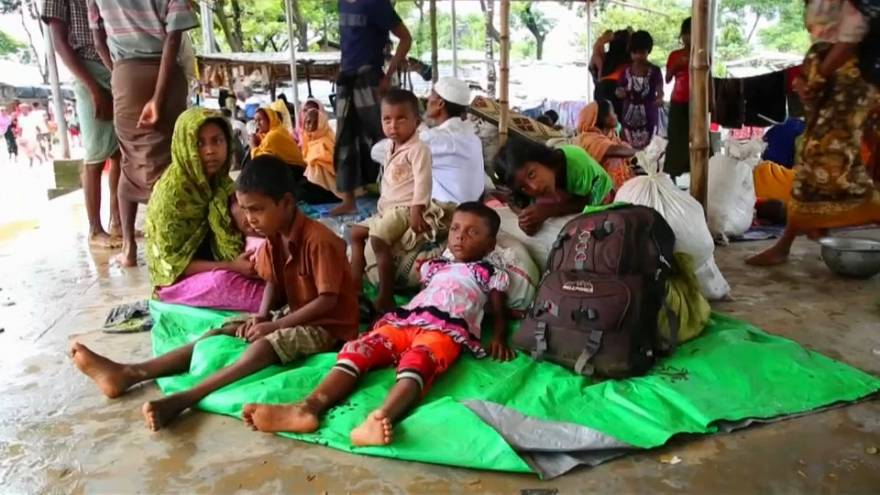 Два года на репатриацию рохинджа