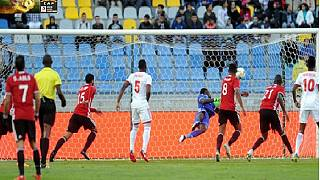 Nigeria held to a goalless draw as Libya wins comfortably