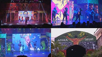 The all new ''Terra Kulture'' theatre opens to promote stage crafts in Nigeria