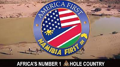 Namibia shares hilarious response to Trump's 'shithole' comments