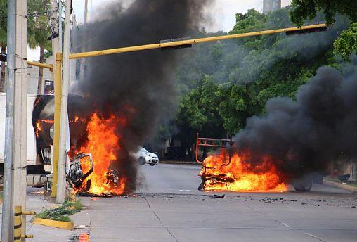Image: MEXICO-CRIME-UNREST-DRUGS