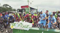 German's Lucas Cartensen wins Gabonese cycling tour competition