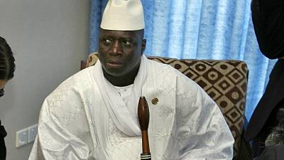 Gambia President, Barrow speaks on Buhari's role in country's political crisis