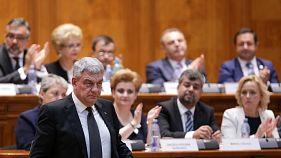 Kritik an der EZB und Reaktionen auf Regierungskrise in Bukarest