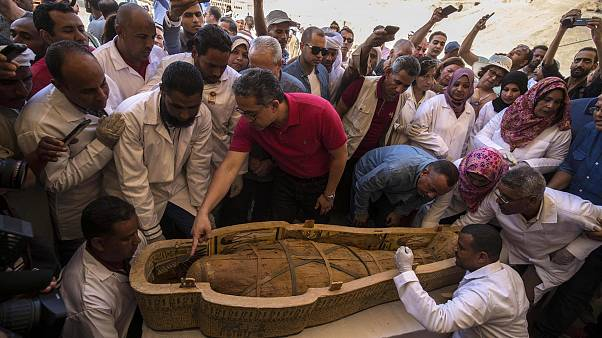 Image: Egypt sarcophagus