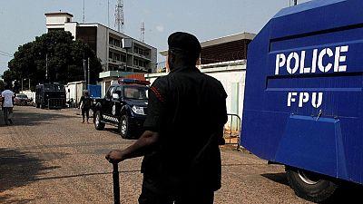 Ghana : découverte d'explosifs et enquête