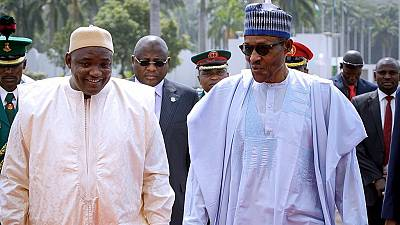 Helping oust Jammeh was 'absolutely necessary' – Buhari tells Gambian president