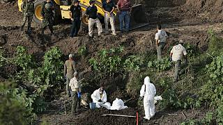 Mexique : 32 corps découverts dans des fosses communes