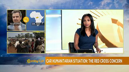Red Cross issues warning about C.A.R humanitarian condition [The Morning Call]