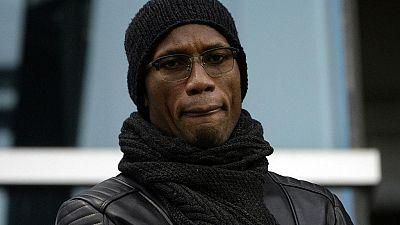 """Drogba : """"Pas d'ambition politique"""" mais un engagement """"pour l'éducation"""""""
