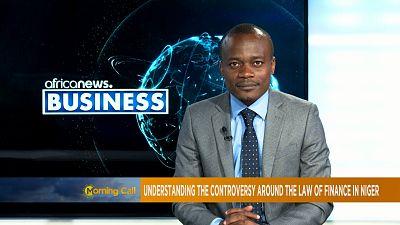 Niger : comprendre la polémique autour de la loi des Finances [Chronique Business]