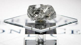 World's fifth-largest diamond found in Lesotho