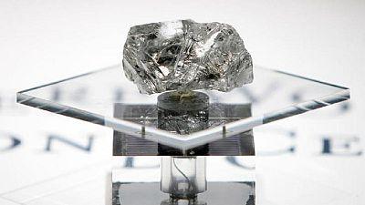 Le 5e plus gros diamant au monde découvert au Lesotho