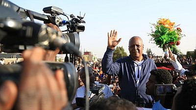 L'Ethiopie relâche un leader de l'opposition