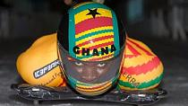 Ghana's skeleton athlete qualifies to participate in 2018 Winter Olympics