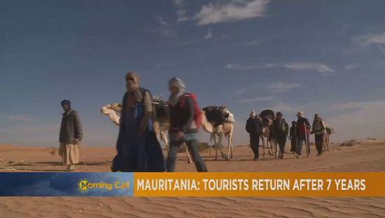 Mauritanie-Sahara: retour des touristes après 7 ans d'absence [Travel TMC]