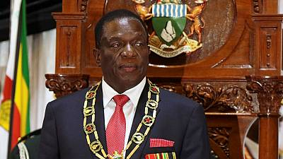 Mnangagwa says Zimbabwe elections to be held in five months