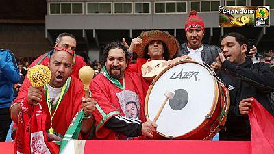 CHAN 2018. Maroc premier du classement du groupe A