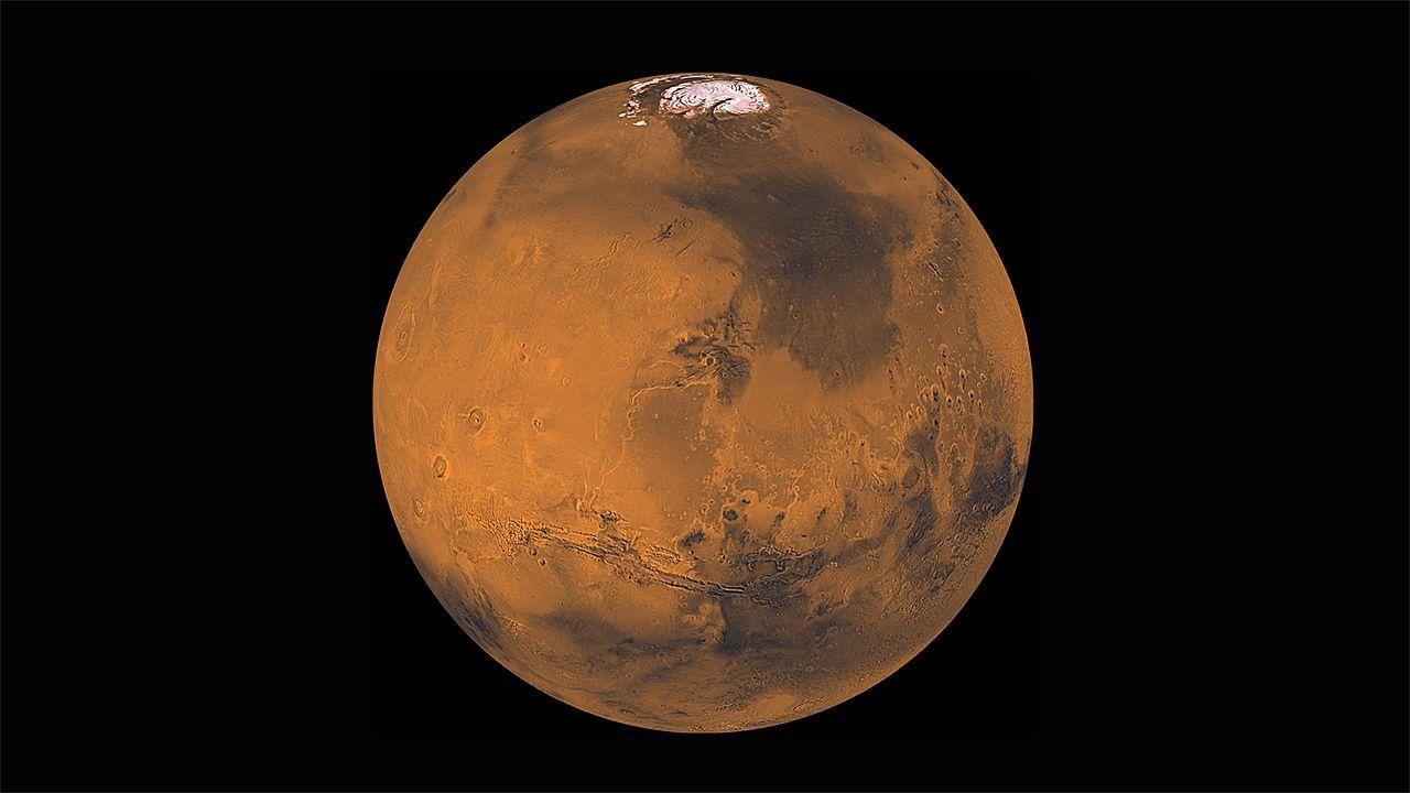Image: Planet mars