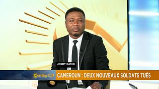 Cameroon crisis: Two soldiers killed [The Morning Call]