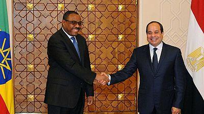 Abbas holds talks with Egypt's el-Sisi