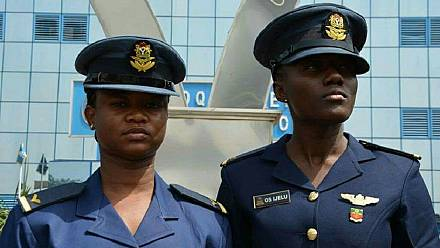 Nigeria Air Force welcomes historic female combatant pilots
