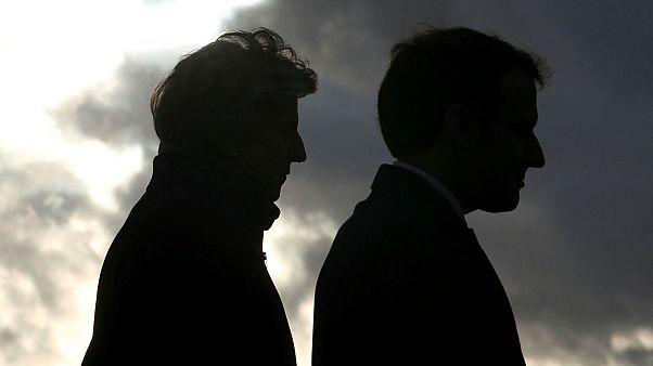 Birliğin Durumu : Macron May ile görüştü