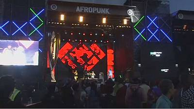 South Africa's black punks rock their way on to the world stage
