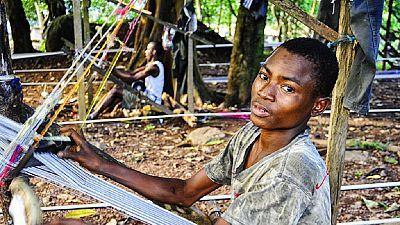 Côte d'Ivoire : à la découverte du tissu traditionnel Dan