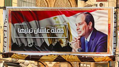 Egypt's Sisi announces run for second presidential term