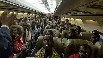 Somalia welcomes 41 nationals released from Indian jails, more to follow