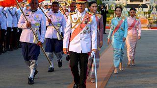 Image: Thailand's King Maha Vajiralongkorn