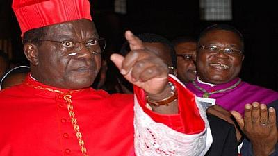 DRC: Catholic church presses on with planned Sunday march