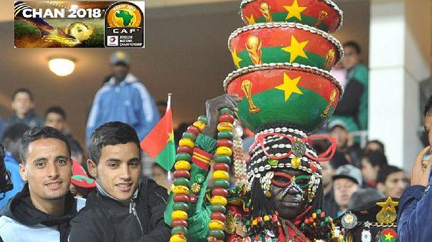 CHAN 2018: Congo tops Group D, Angola- Burkina Faso battle for final slot