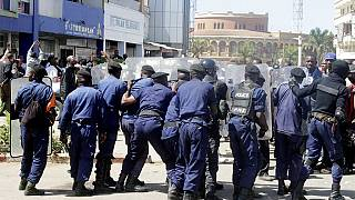 DR Congo security forces disperse church organized protest, five killed