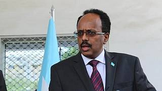Somali president sacks mayor of capital Mogadishu, names replacement