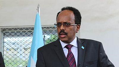 Somali president sacks mayor of capital Mogadishu, names replacement