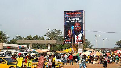 George Weah répond aux critiques sur sa capacité à diriger — Liberia