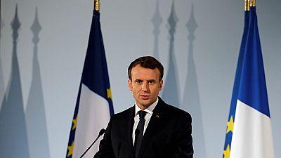 """Macron """"partage l'indignation"""" des pays africains après les propos de Trump"""