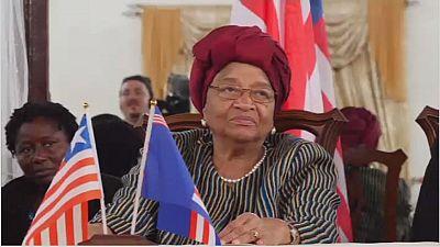 Liberia's Sirleaf issues last minute order against female genital mutilation