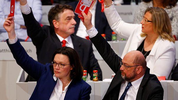 Trübe Mienen bei der SPD: 10 Tweets und Kommentare